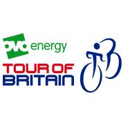 Tour of Britain cycling logo