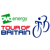 Tour of Britain cycling logo