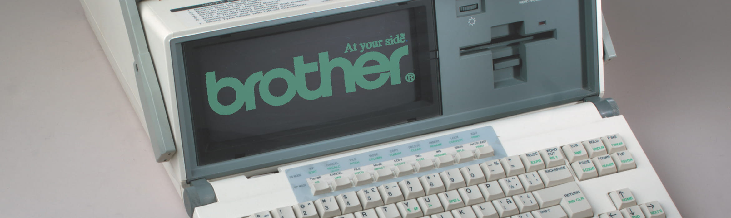old brother machine