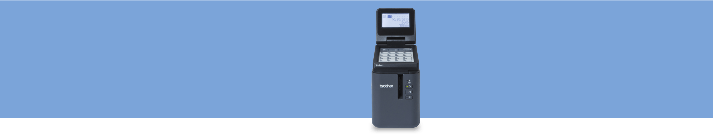 labeller for facilities managers