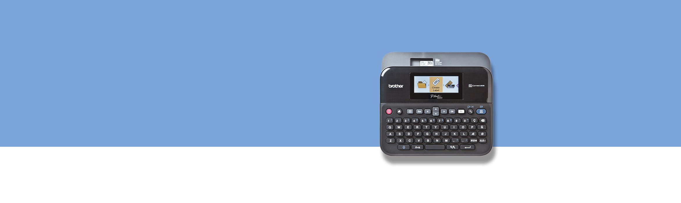 ptouch label printer