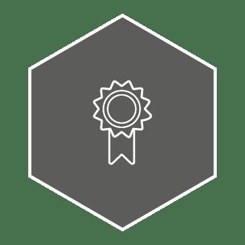 Icon representing warranty