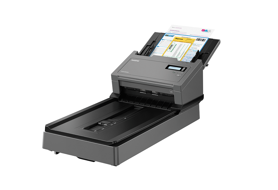 Brother PDS-5000F professional flatbed scanner