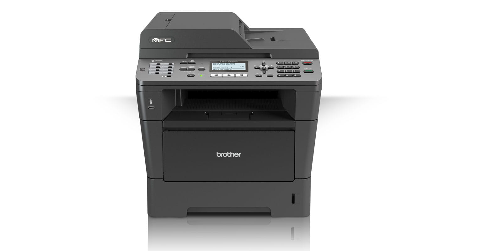 invisible printers MFC-8520DN