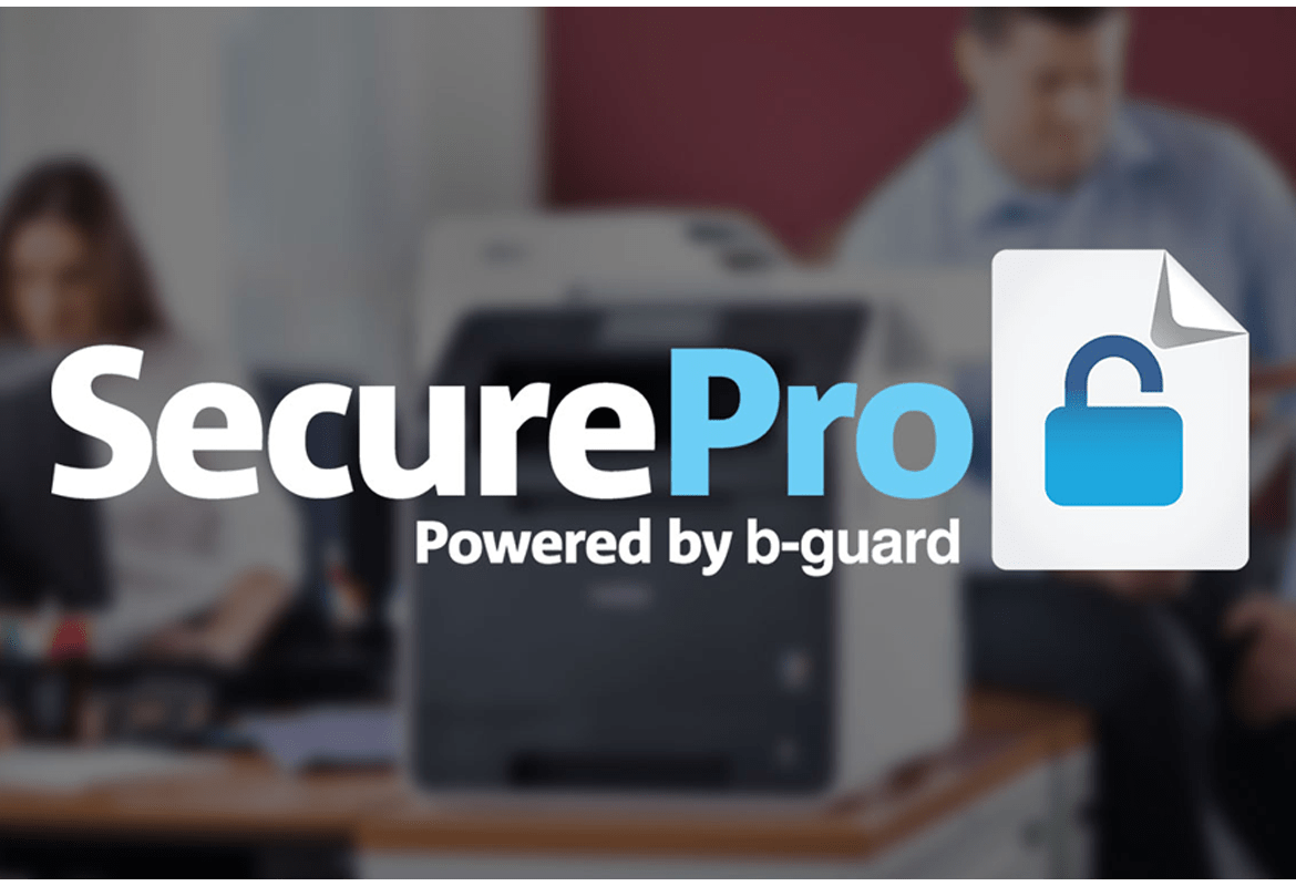 Secure pro powered by b-guard