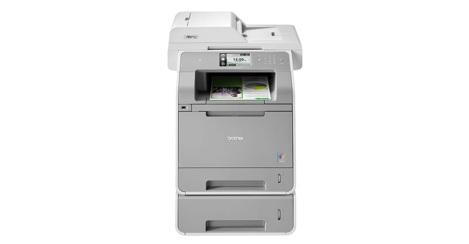 pro professional colour MFC-L9550CDW