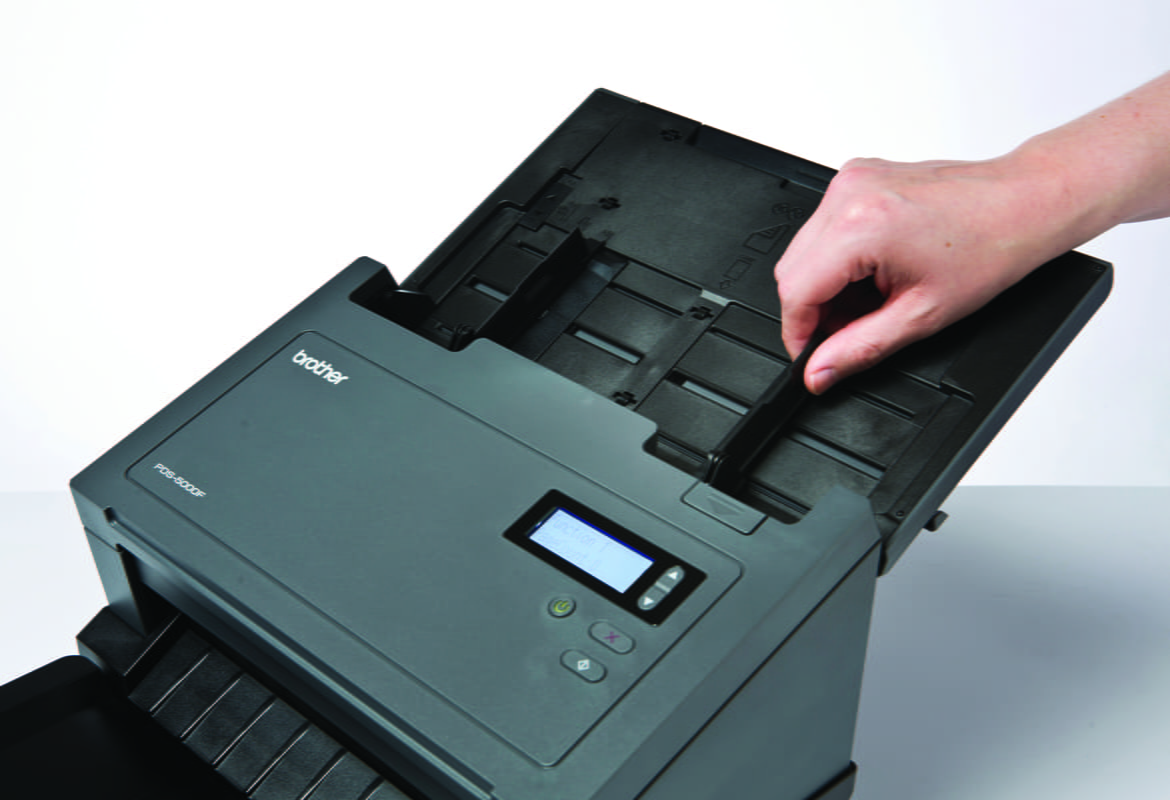 PDS-5000F professional scanner