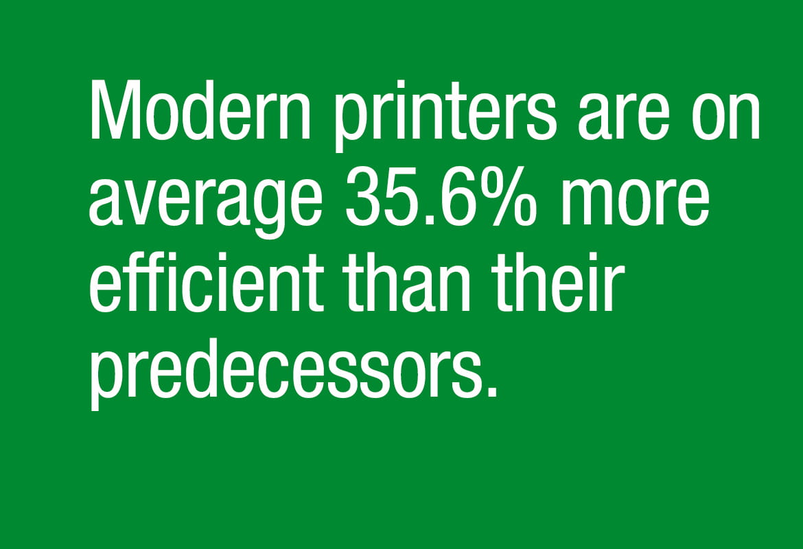 Statistic about Brother printers