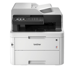 Brother Colour Laser Printer on promotion