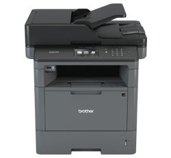 Brother DCP-L5500DN High Speed Mono Laser Printer on promotion