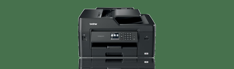 Image shows Brother MFC-J6530DW A3 Inkjet Printer on promotion