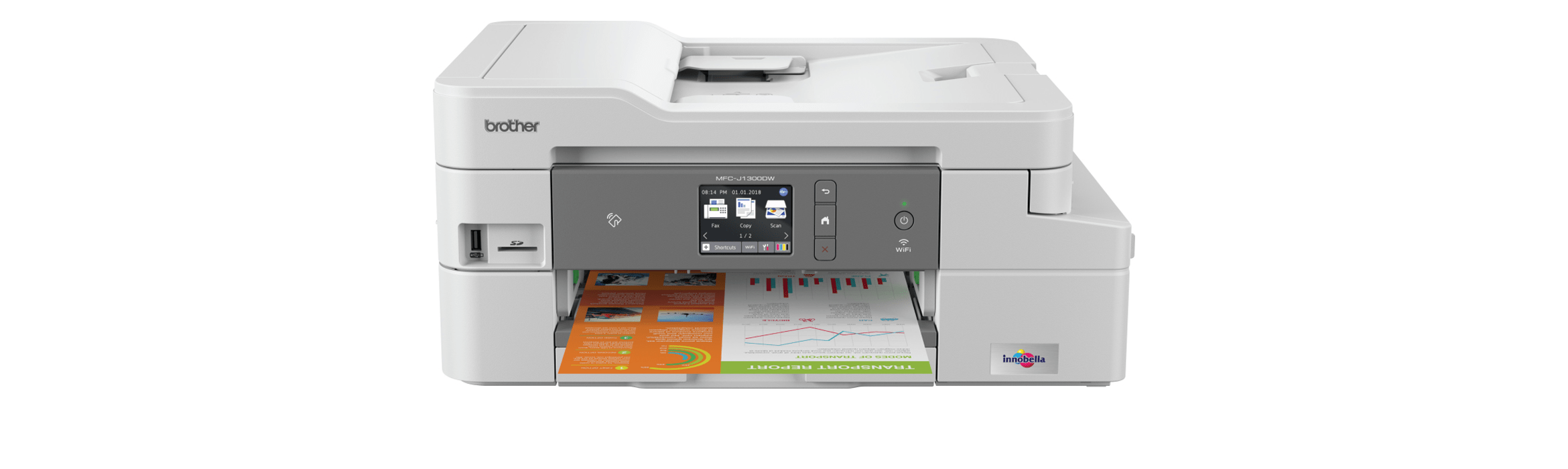 Brother MFC-J1300DW printer
