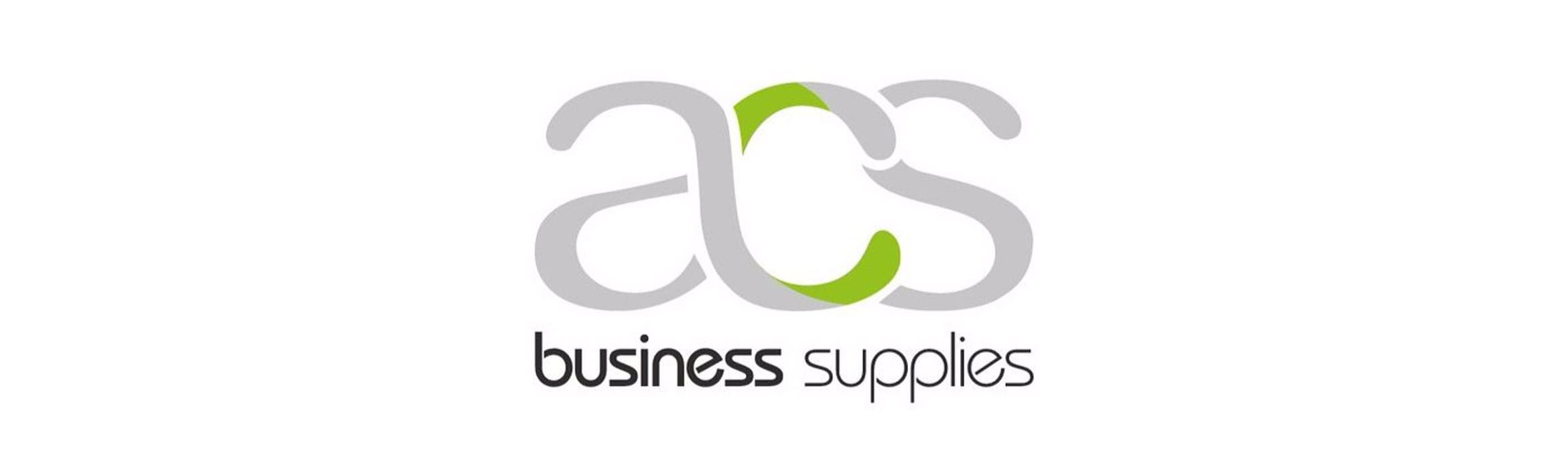 acs business supplies logo