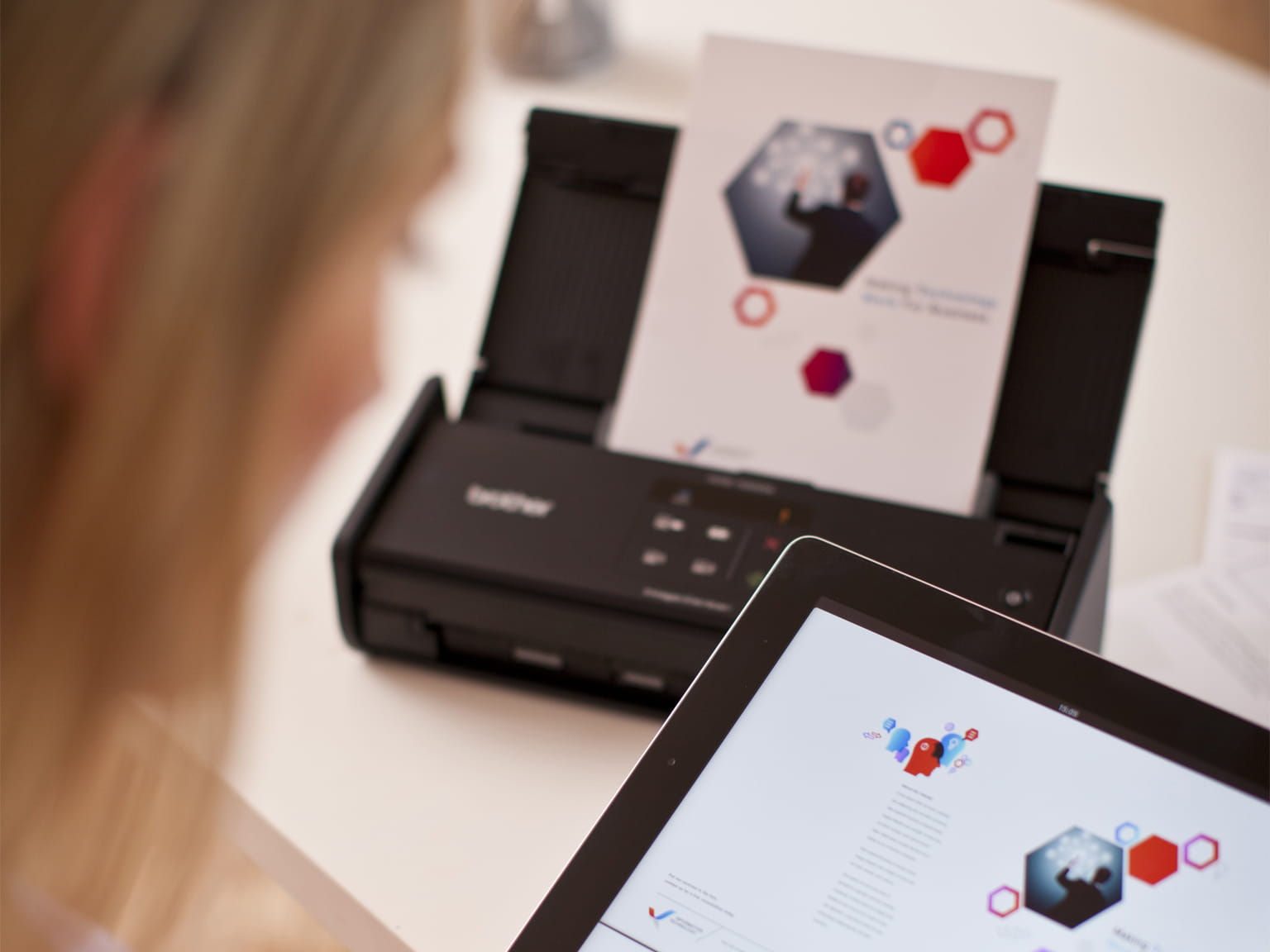 Brother Mobile Print and Scan Solutions