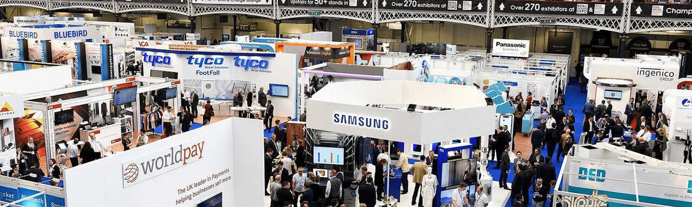 Brother's Guide To Retail Events: Retail Business Technology Expo