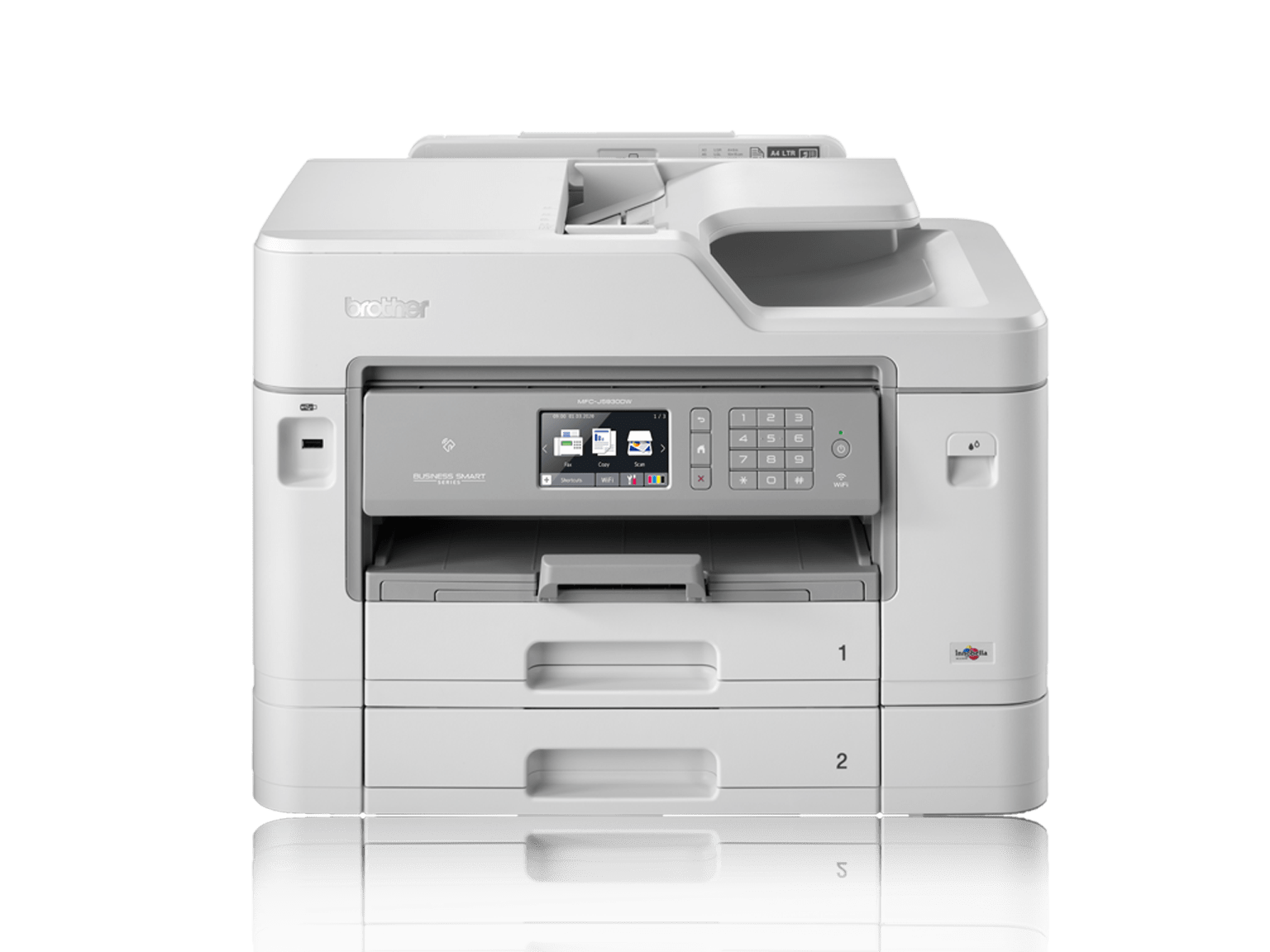 Brother business smart inkjet printer