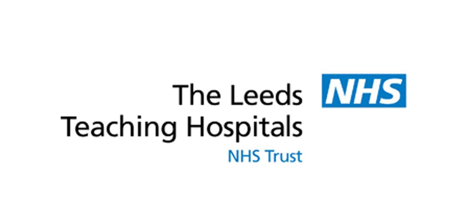 Leeds Teaching Hospital logo
