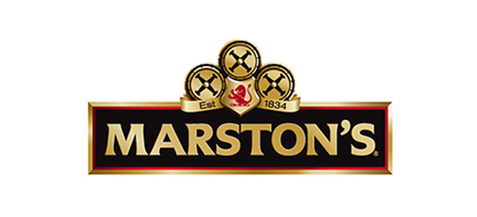 Marston logo - Brother UK case study