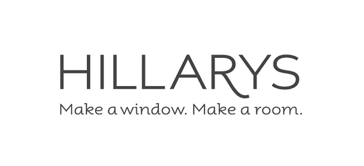 Hillarys Blinds Logo - Brother UK case study
