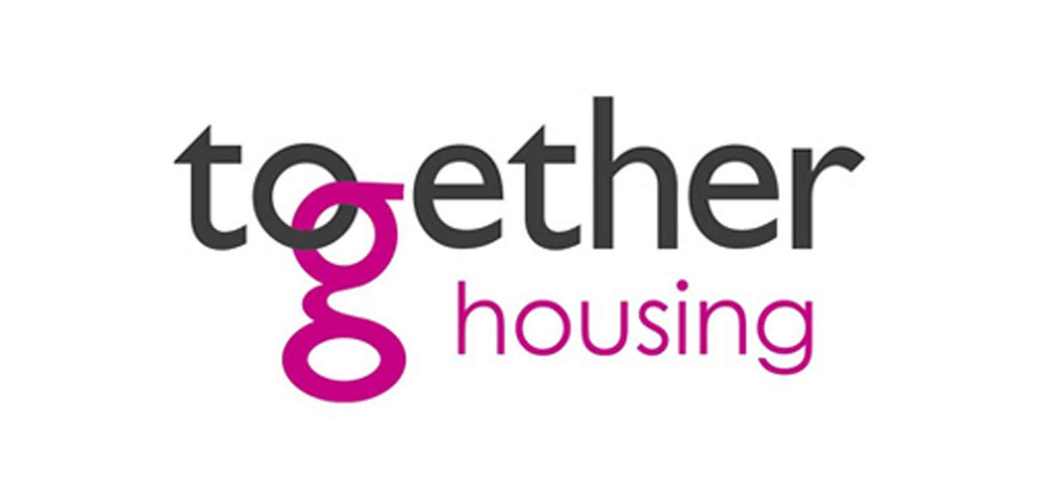 Together housing logo - Brother UK case study