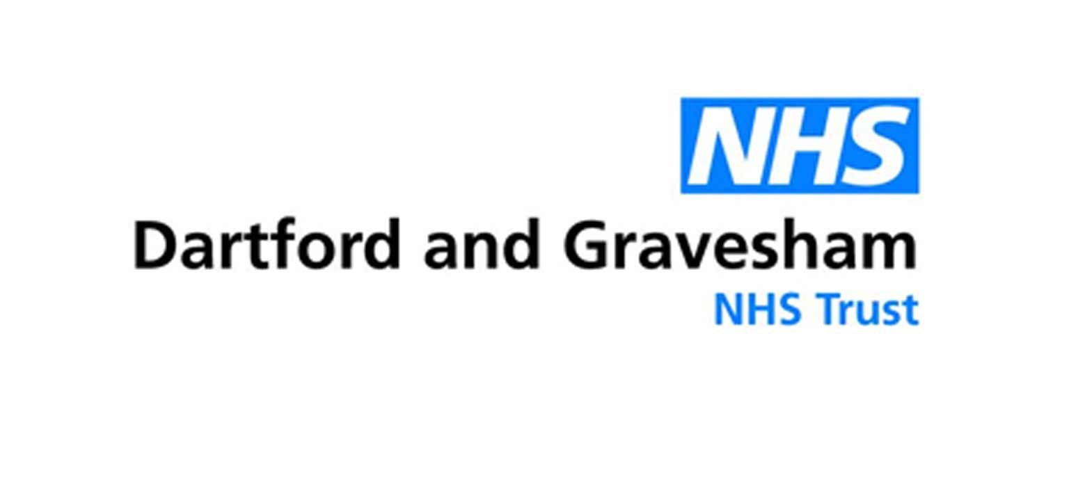 Dartford and Gravesham logo