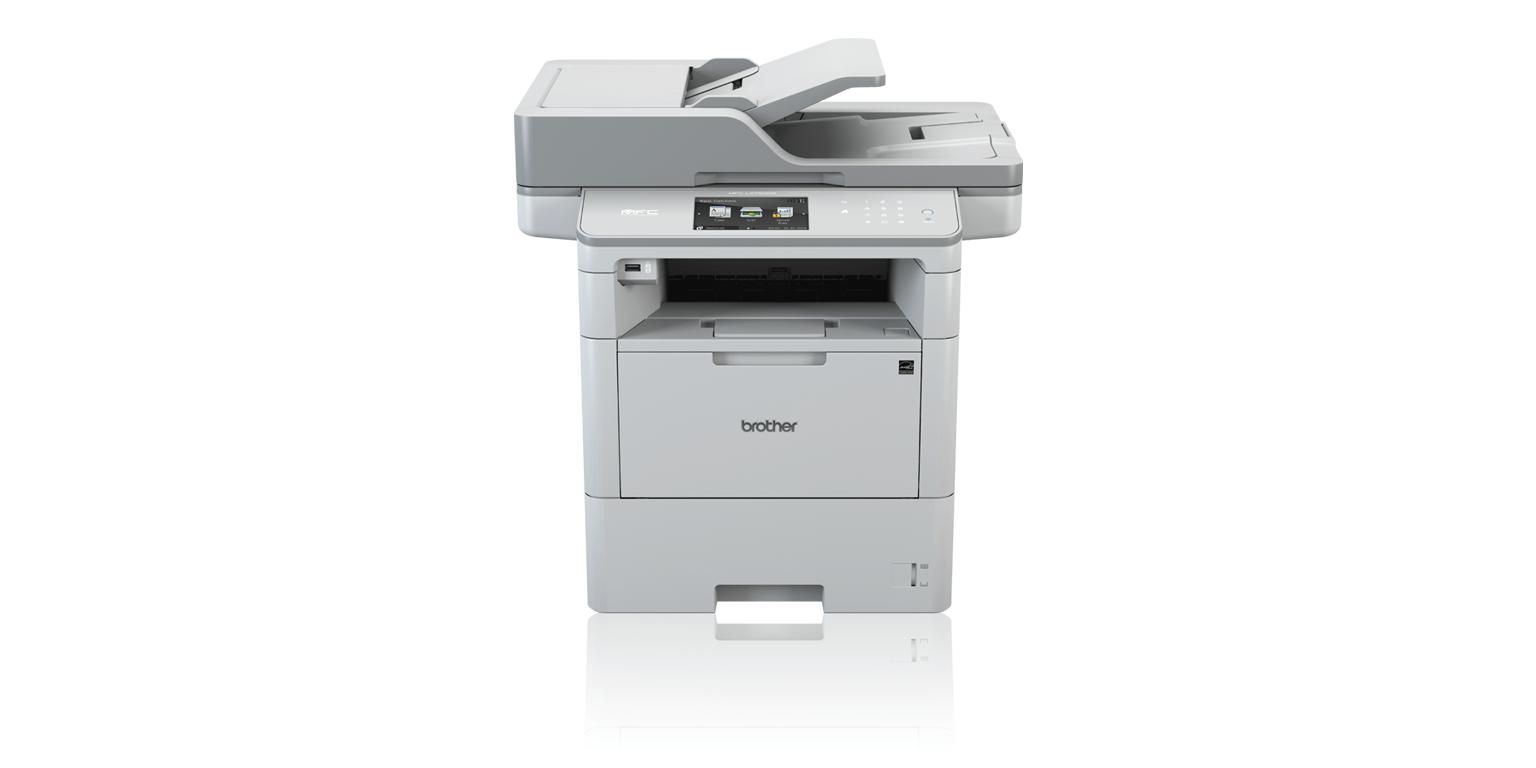 Brother MFC-L6900DW wireless mono laser printer