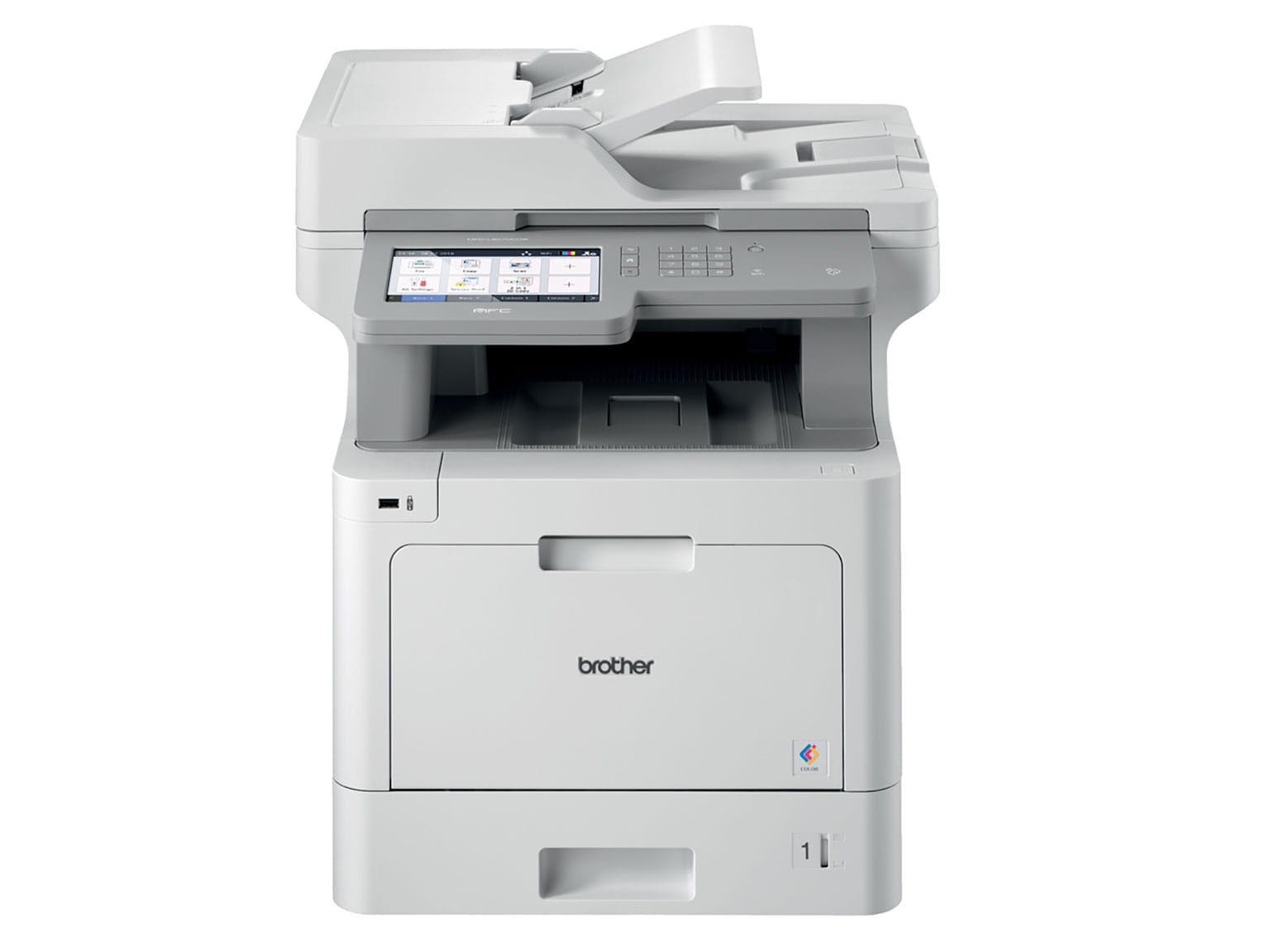 Brother MFC-L9570CDW all-in-one colour laser printer