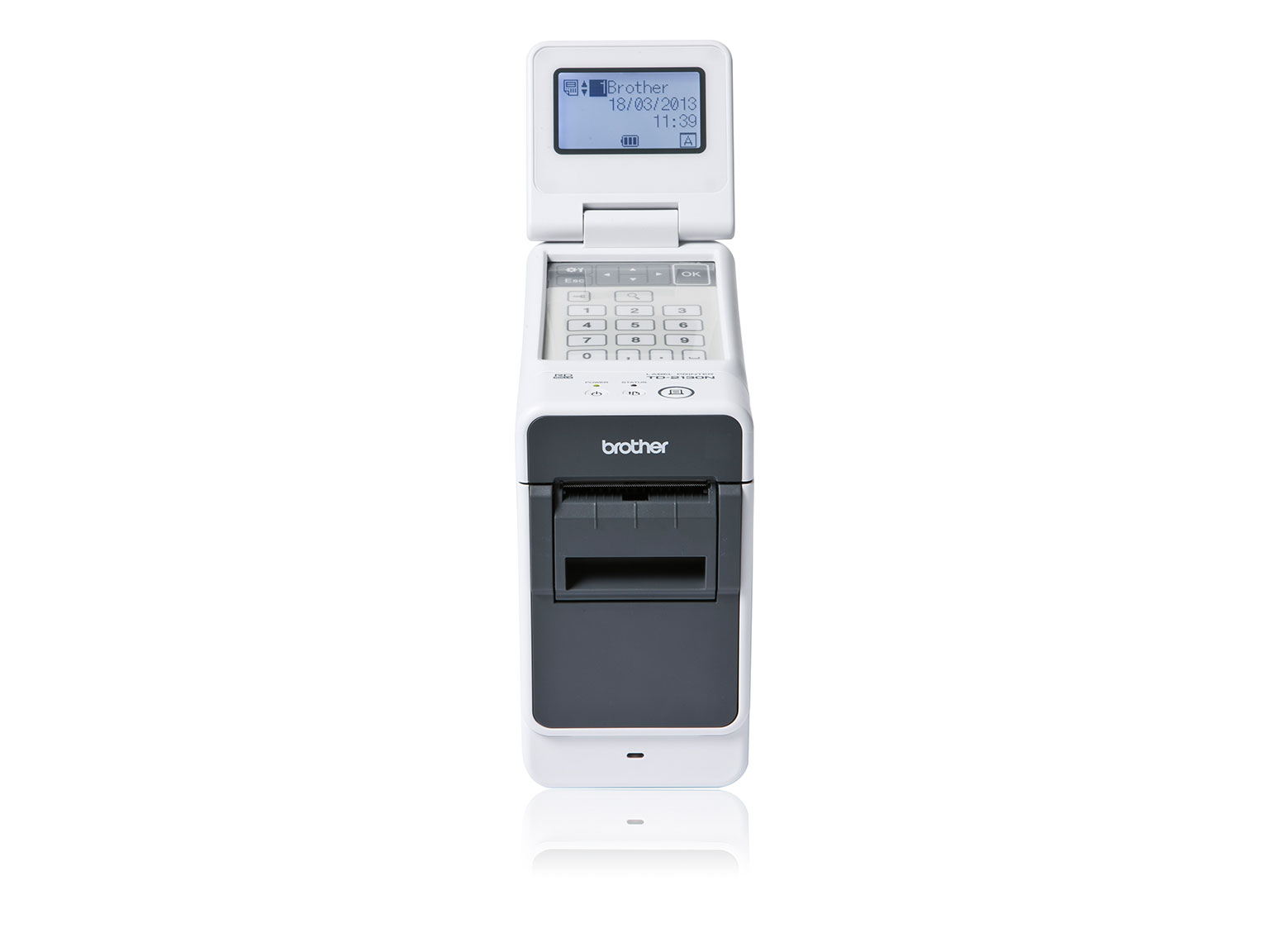 Brother portable printer TD-3120
