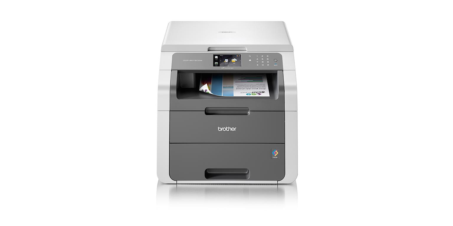 Brother DCP-9015CDW colour laser printer