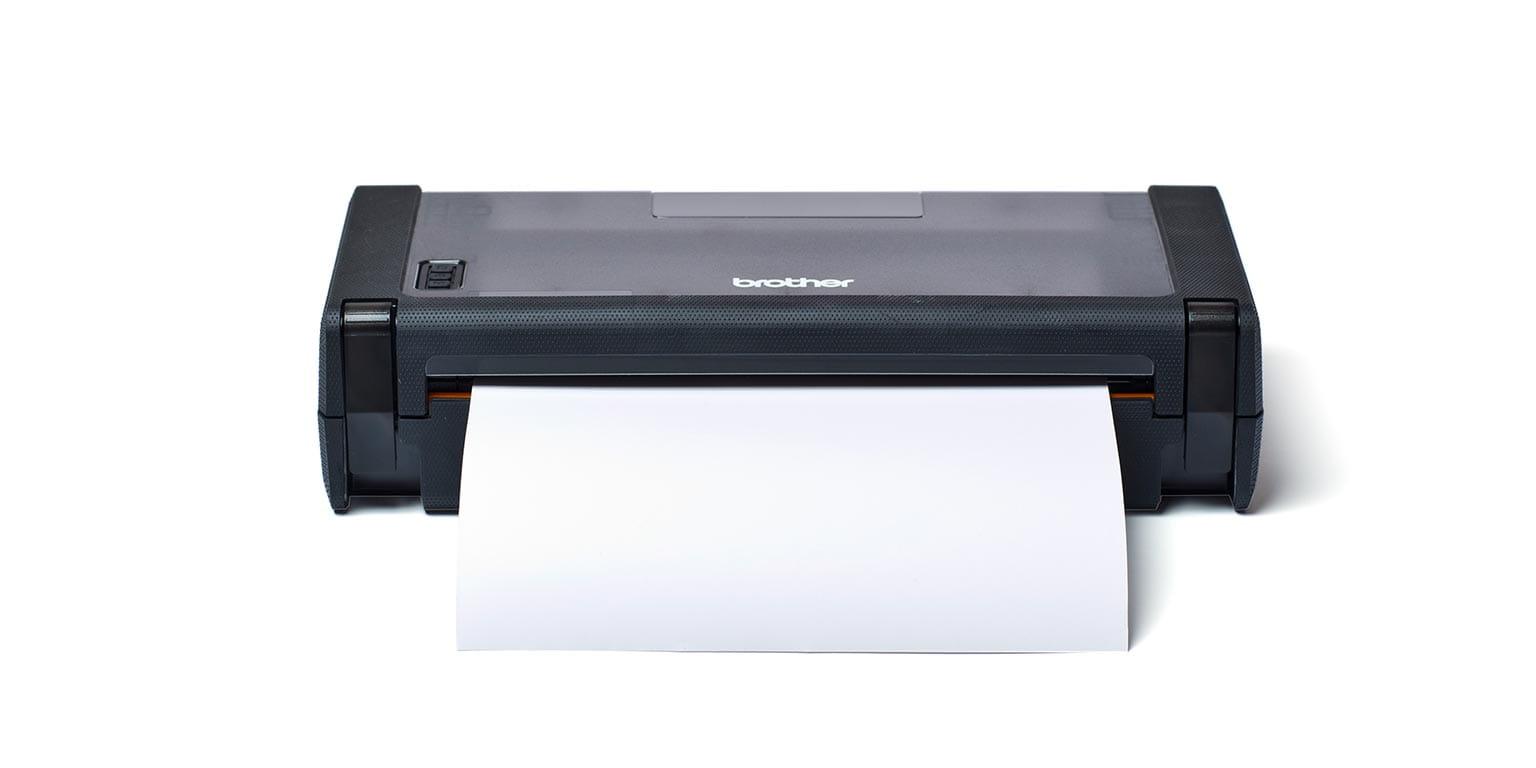 Broter PJ-7 portable printer in it's case