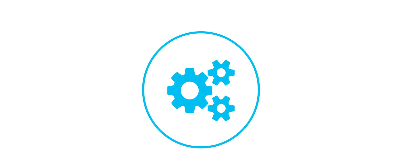 Settings Cogs icon