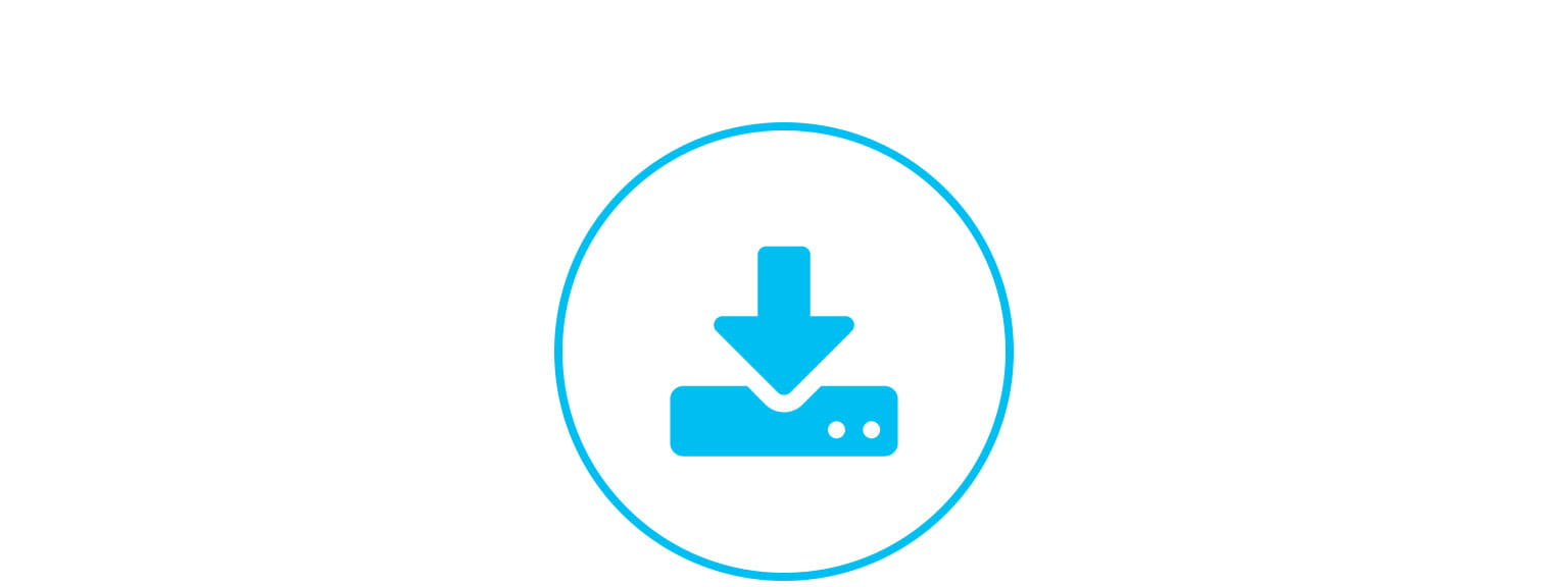 Support Downloads icon