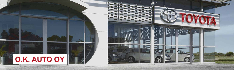 O.K. Auto Oy garage