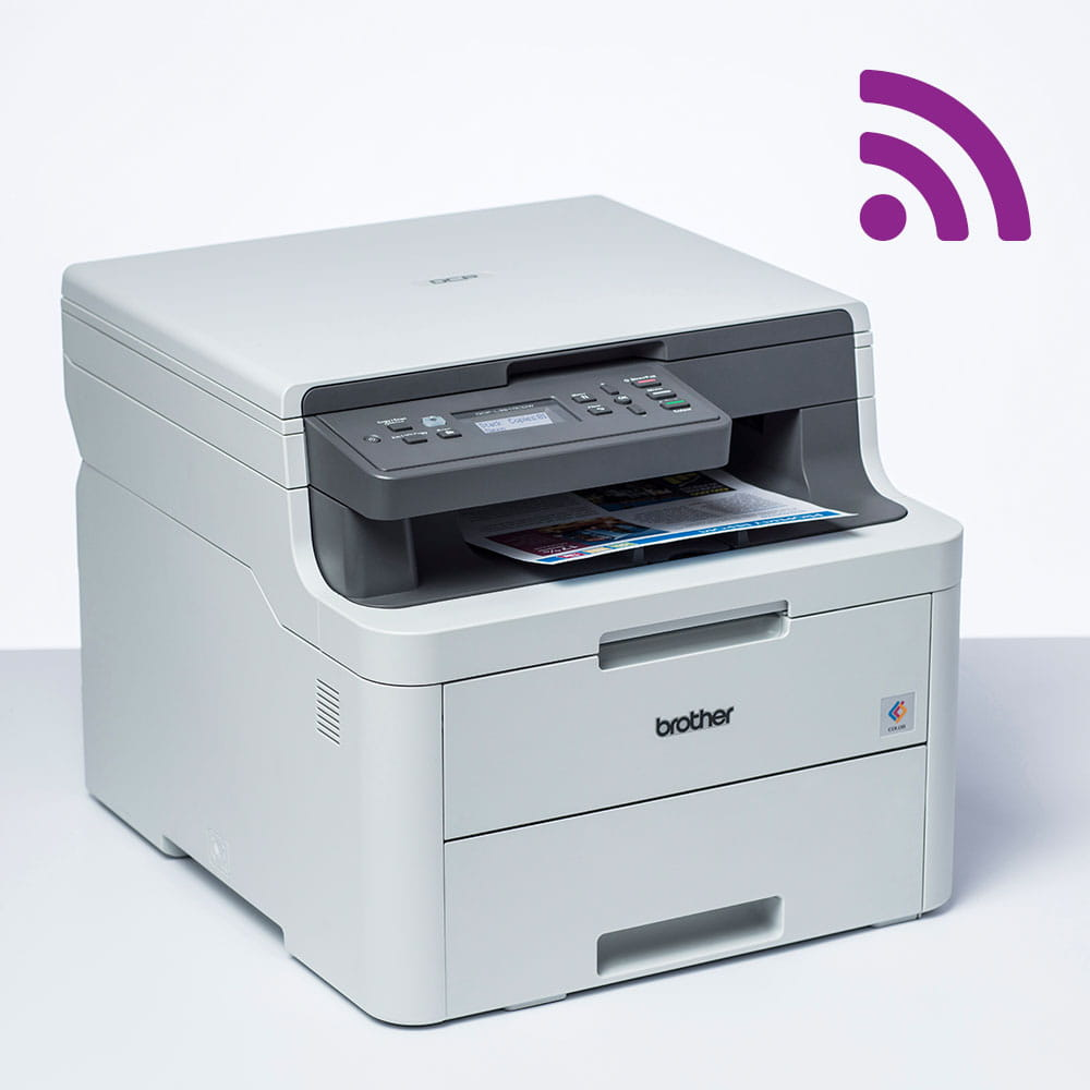 2 DCPL3510CDW Product with wired icon