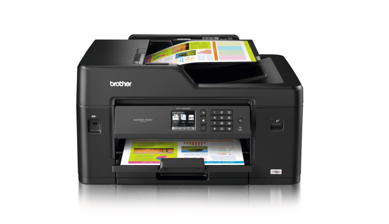 J5000 part of the Business Smart printer range