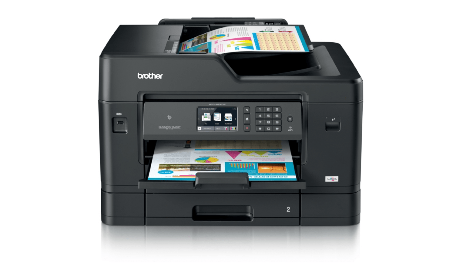 J6000 part of the Business Smart printer range