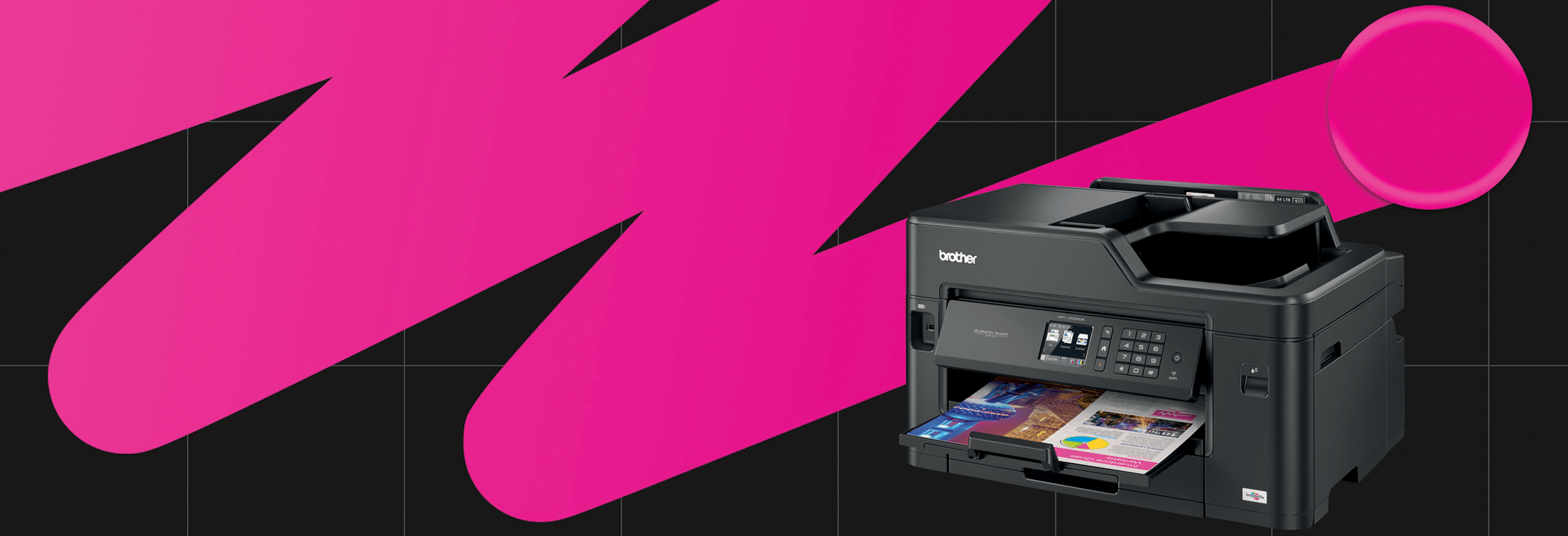 Brother's Business Smart printer range