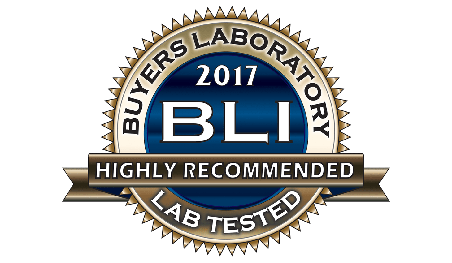 BLI highly recommended award 2017