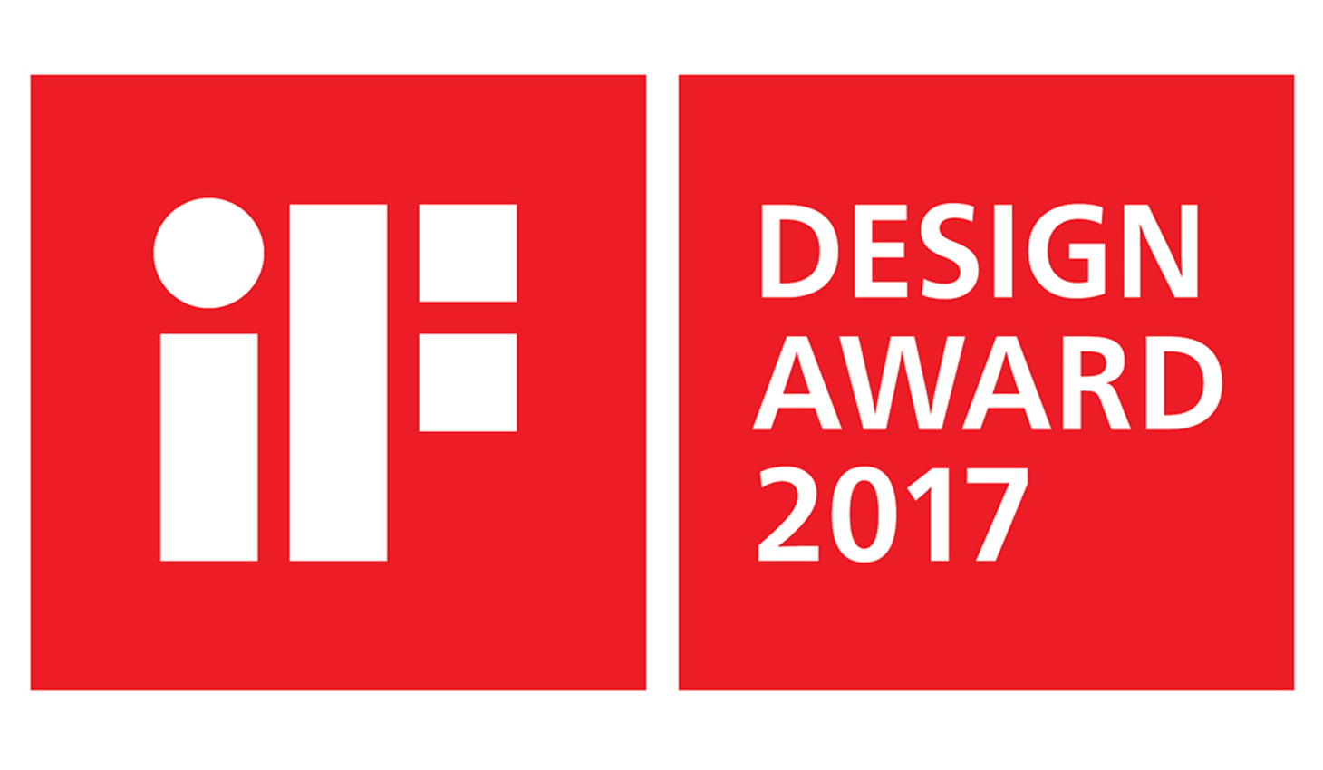 iF design award 2017