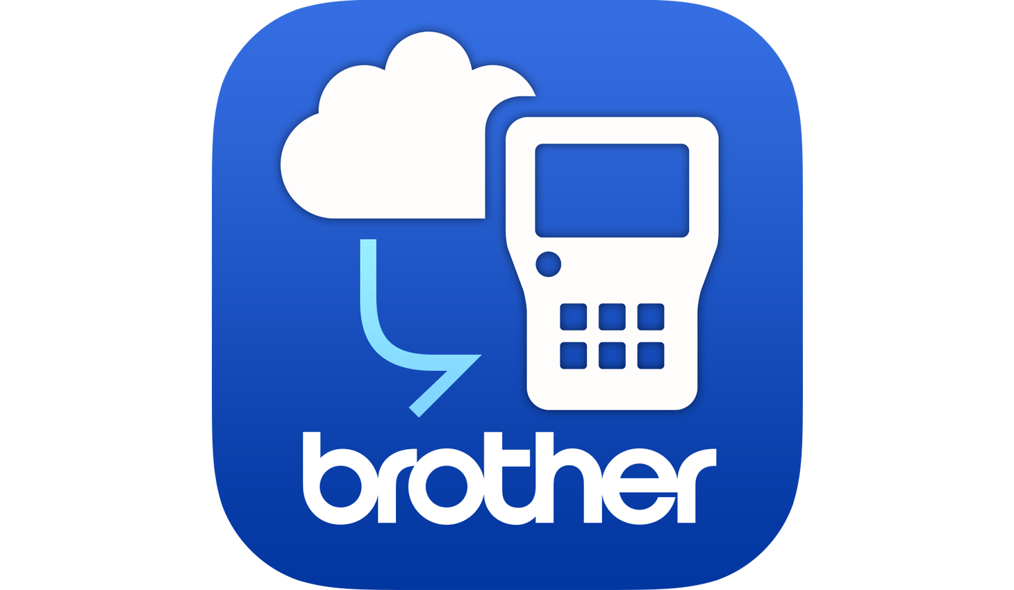 Brother iLink&Label app icon