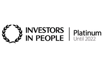 Investors in People Platinum Until 2022