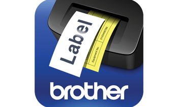 Brother iPrint&Label app icon