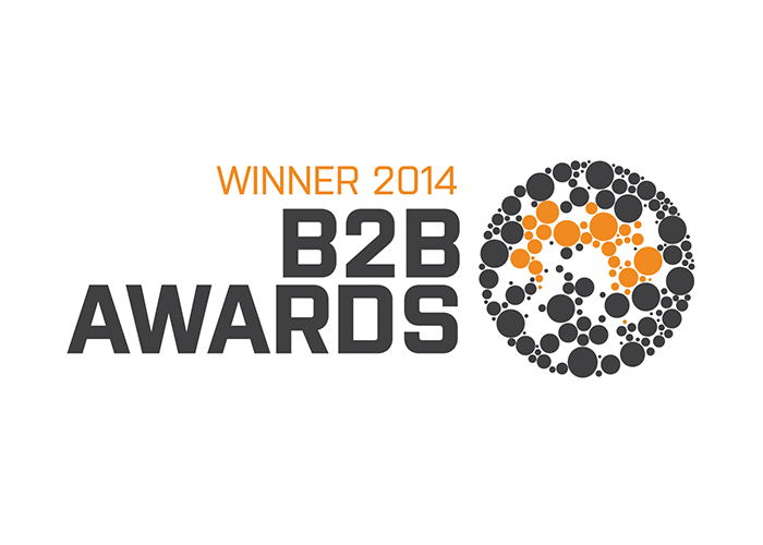 Winner 2014 B2B Awards