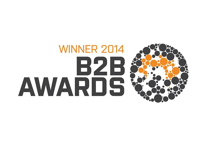 Winner 2014 B2B Awards