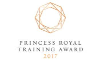 Princess Royal Training Award