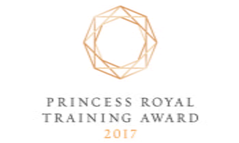 Princess Royal Training Award