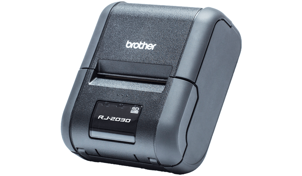 Brother RJ-2000 series 2 inch mobile receipt printer