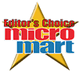 Micromart Editor's Choice Award