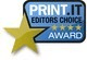 Print.IT Editor's Choice Award