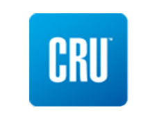 CRU Consulting logo on white background